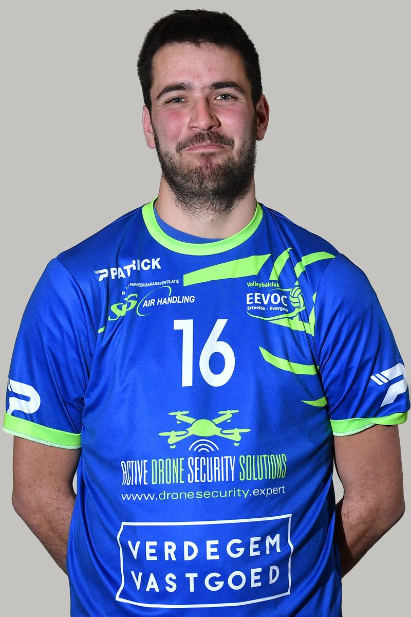 Cedric VAN ACKER