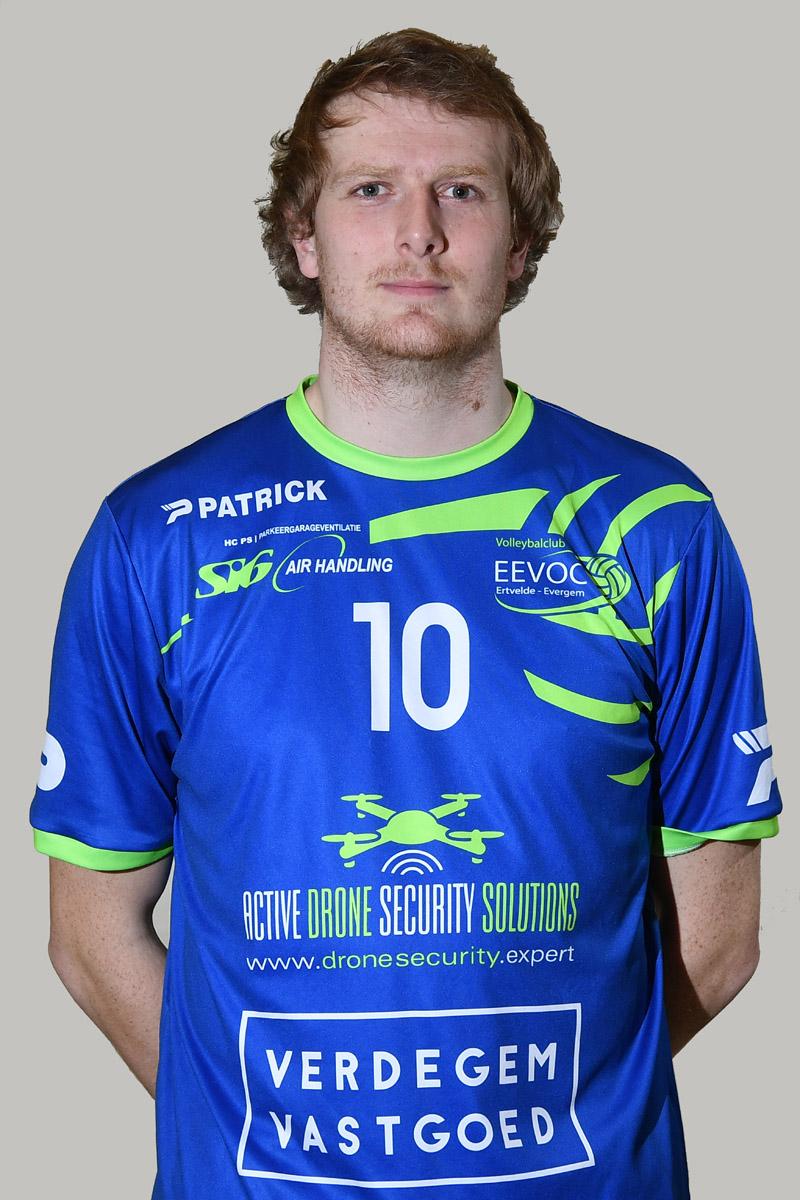 Frederik VAN BEVEREN