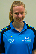 Assistent trainster Emma VERKIMPE